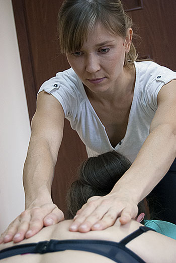 Magdalena Zwierżdżyńska – mgrfizjoterapii